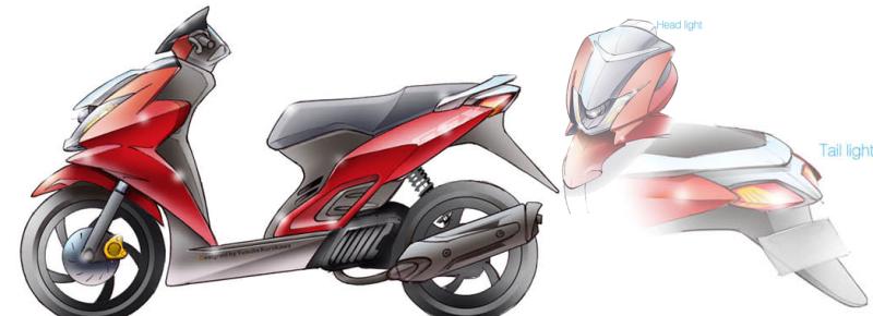 自動車・オートバイ用品開発